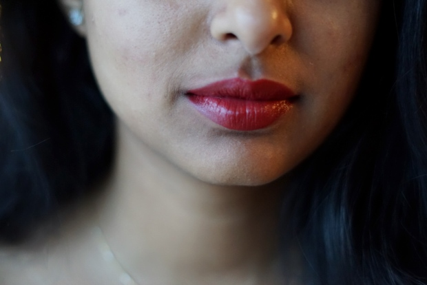 Shiseido RD 514 Lip Swatch