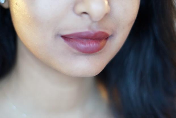 Shiseido RD 620 Lip Swatch