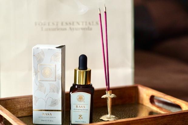 Forest Essentials Rasa Activating Serum