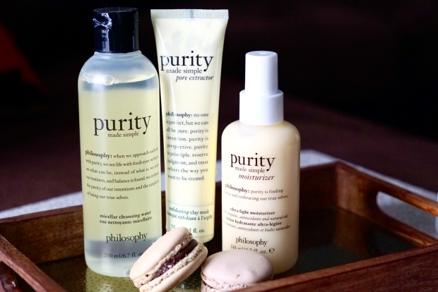 Philosophy Purity Made Simple product range