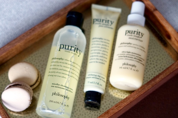 Philosophy Purity Made Simple product review